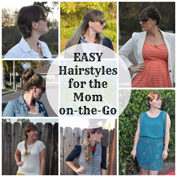 Easy-Hairstyles